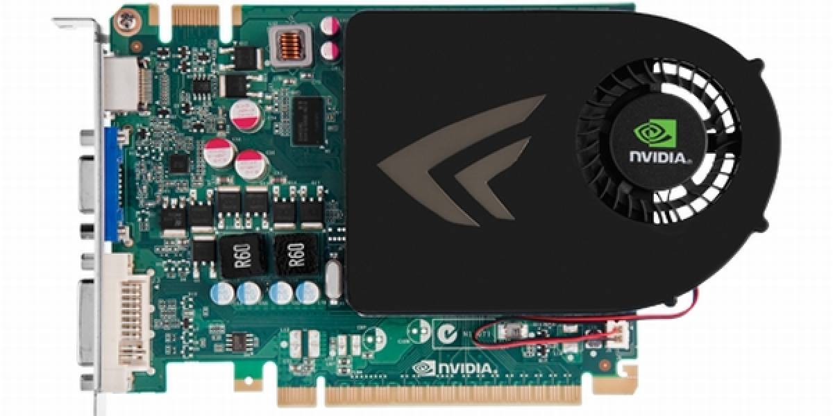 Nvidia lanza su nuevo GPU Geforce GT 440