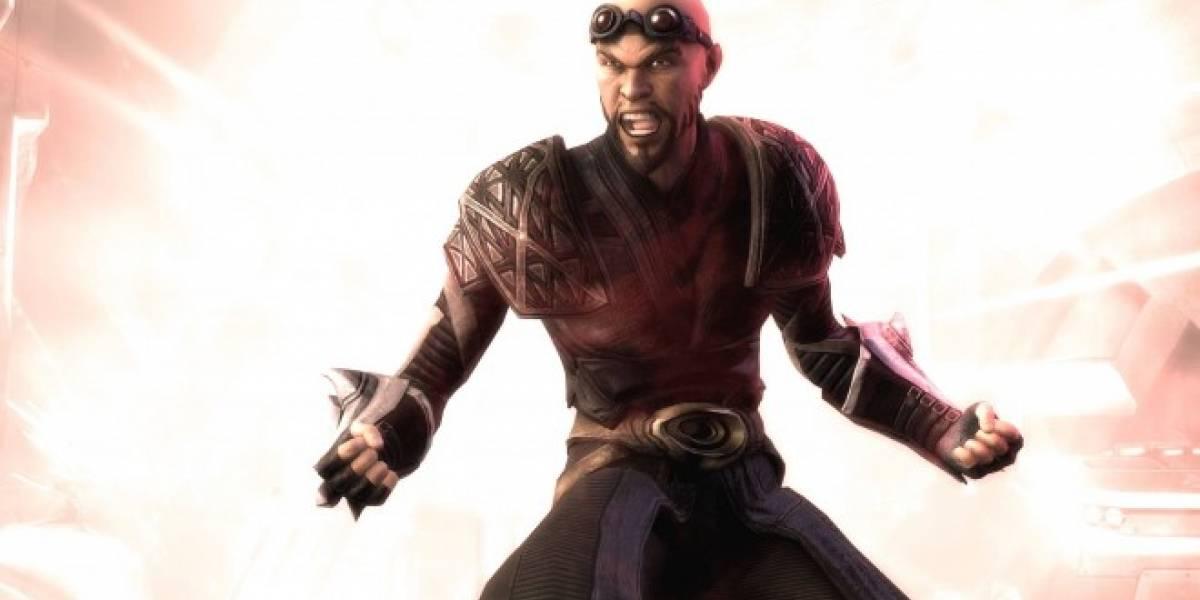 Vean al General Zod en acción en el nuevo tráiler de Injustice: Gods Among Us
