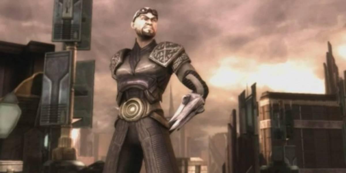 El General Zod será el cuarto personaje descargable de Injustice: Gods Among Us