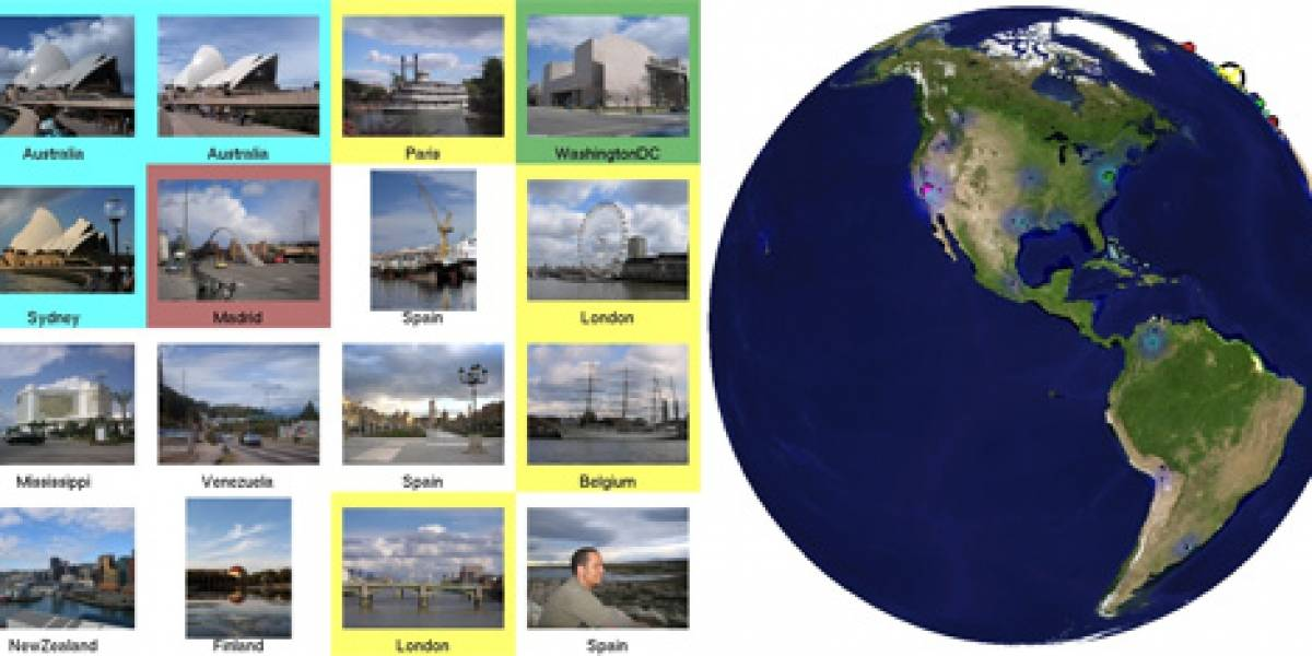 Como ubicar geográficamente cualquier foto