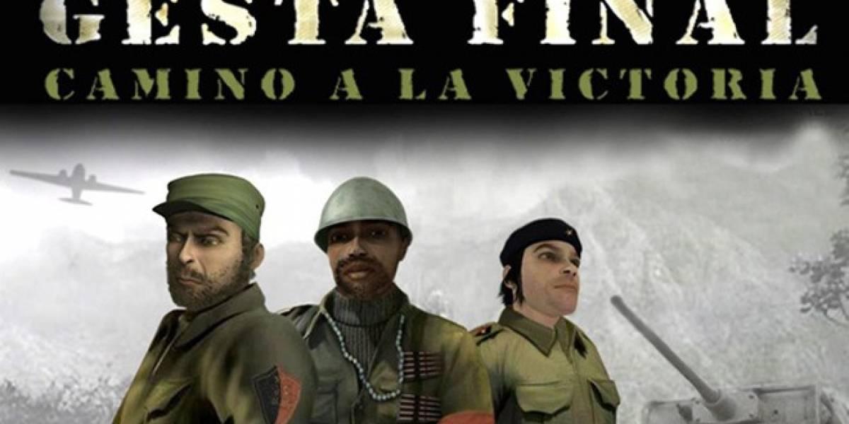 La Revolución Cubana contará con su videojuego