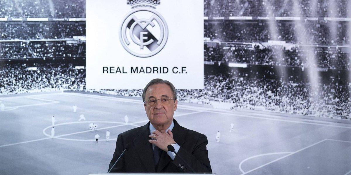 Florentino Pérez quiere renovar su plantel, sí o sí