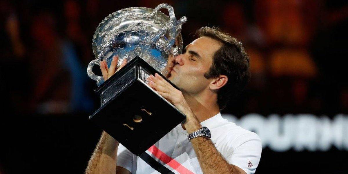 """Roger Federer y su sexto título en Australia: """"El cuento de hadas continúa para mí"""""""