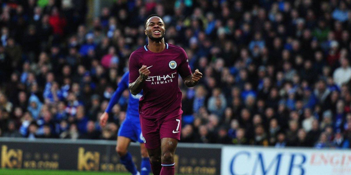 Manchester City pasa a octavos de final de la FA Cup