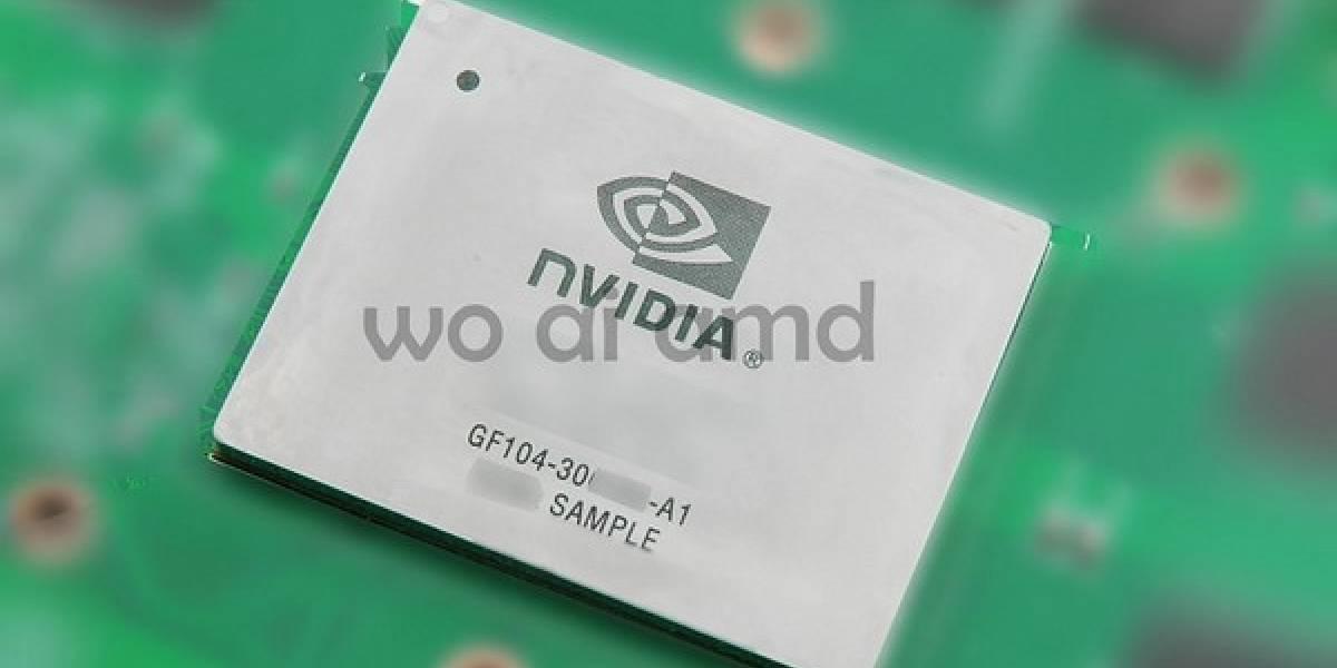 Nvidia GF104: Geforce GTX 460 y GTX 468