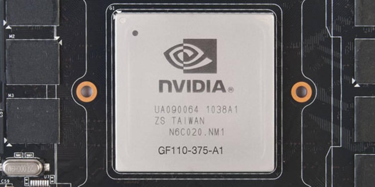 Geforce GTX 580 vs GTX 480: Comparativa a iguales especificaciones