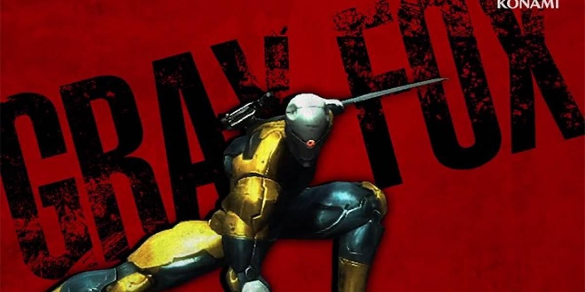 Gray Fox se muestra en el nuevo tráiler de Metal Gear Rising: Revengeance