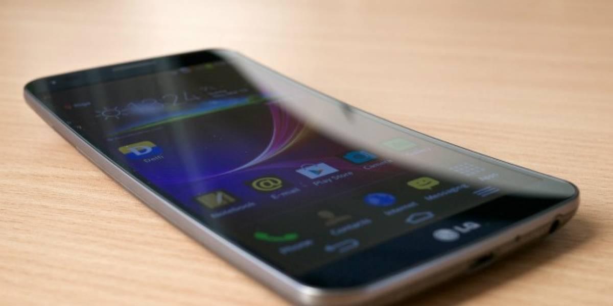 LG podría mostrar el G Flex 2 con Snapdragon 810 y tecnología tri-banda #CES2015