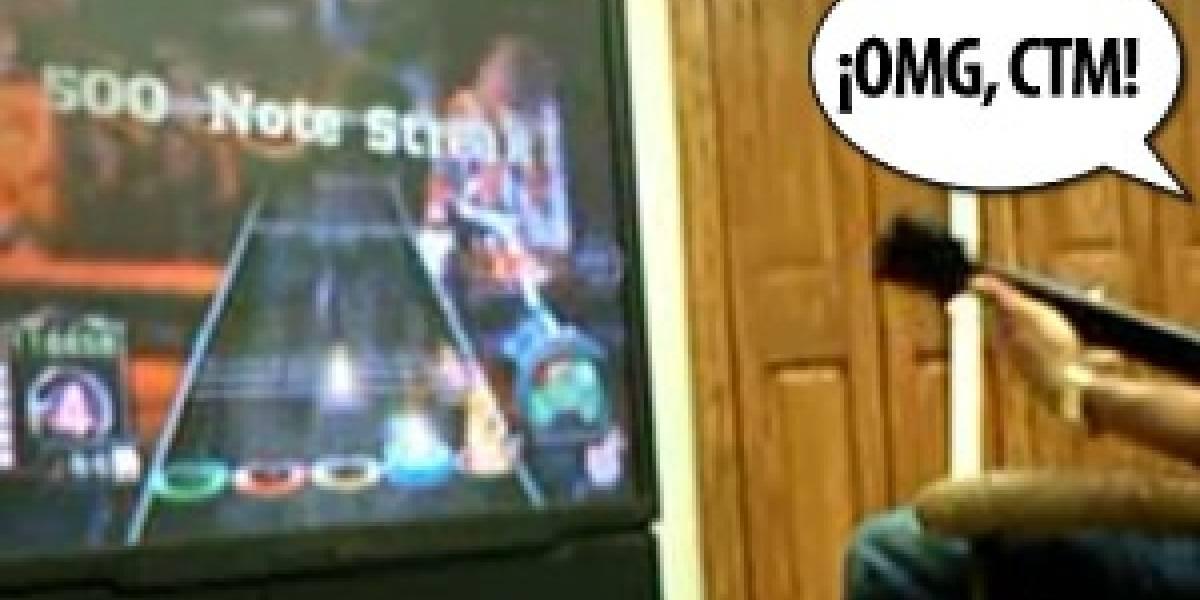 Imperdible: La canción más difícil de Guitar Hero III al 100%