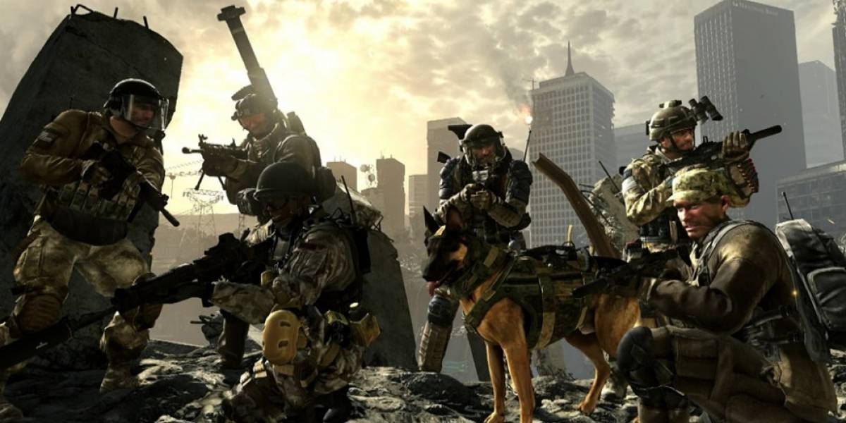 Incluyen a Call of Duty en los próximos X Games