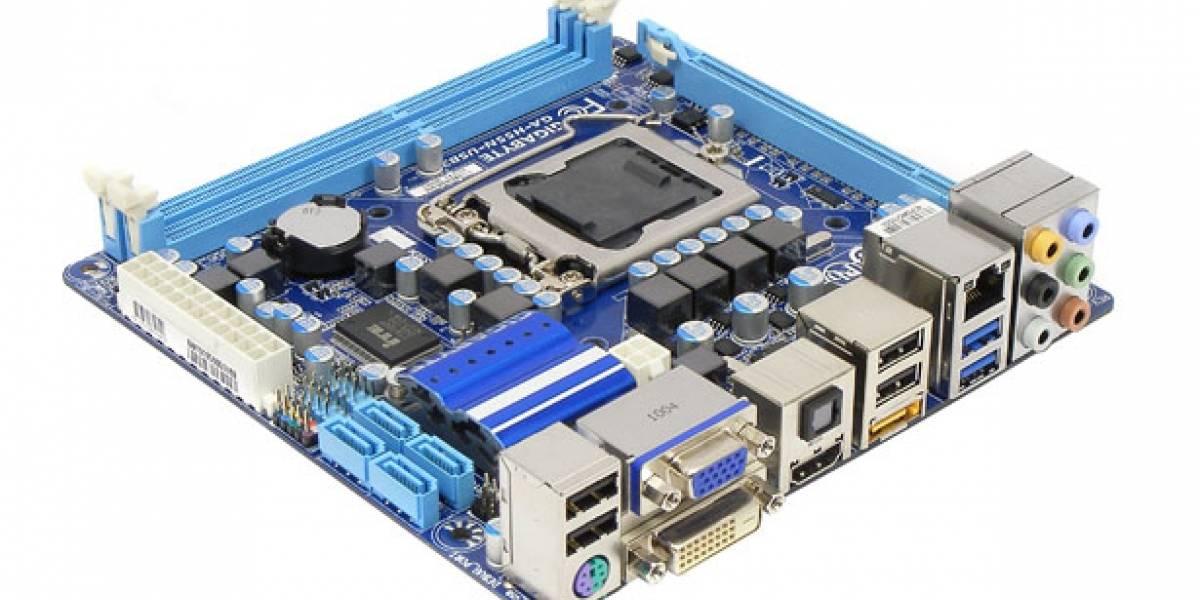 CHWLabs: GIGABYTE H55N-USB3