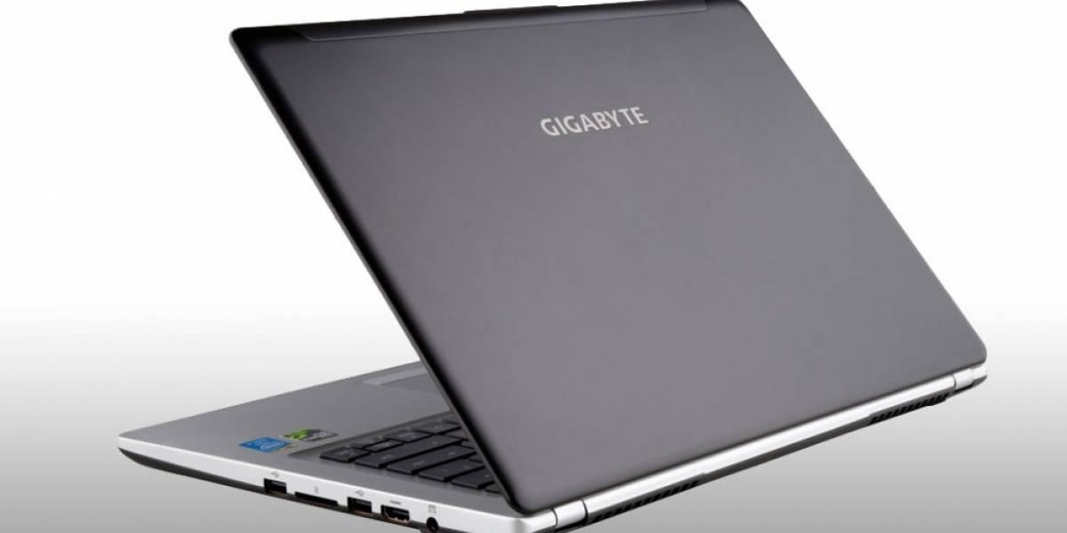 Gigabyte anuncia nueva notebook enfocada a los gamers