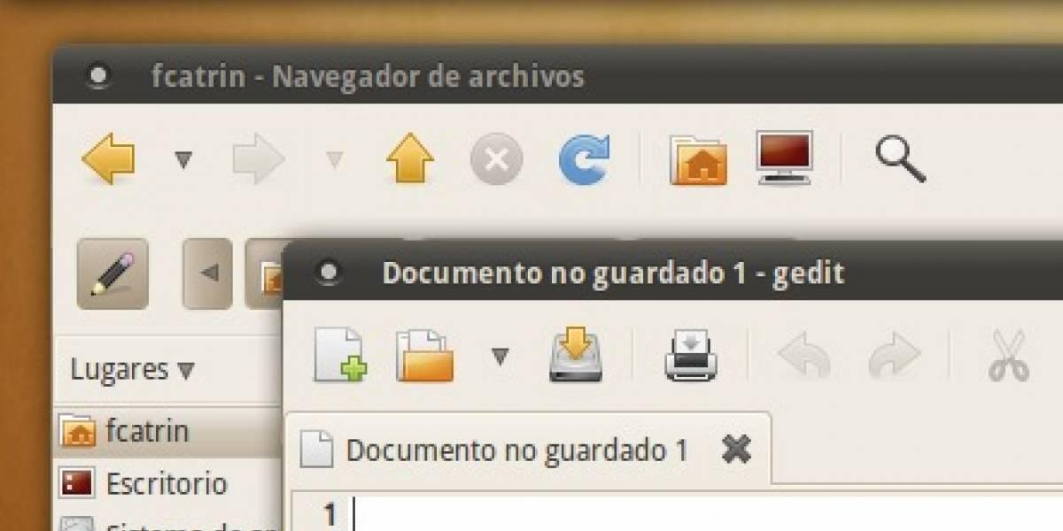Ubuntu tendrá Menú Global en su edición 10.10 para Netbooks