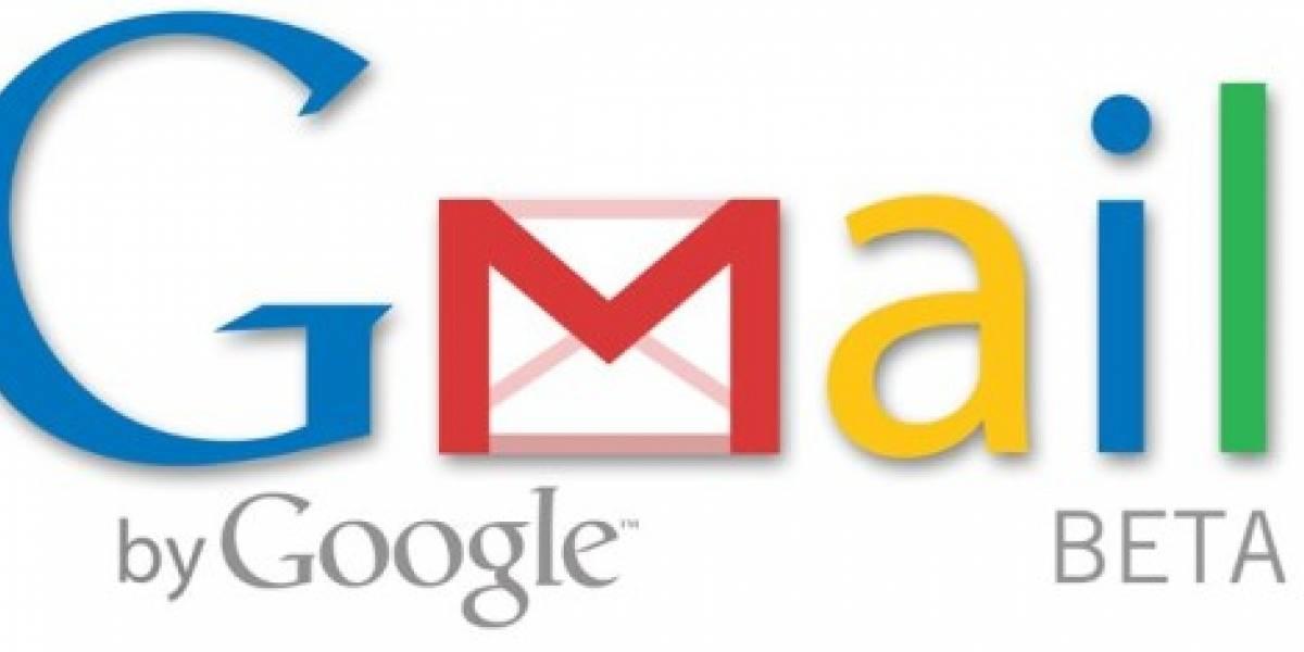 Descubren vulnerabilidad en Gmail