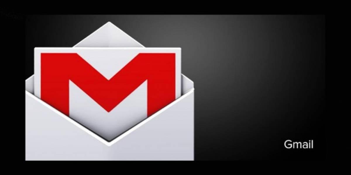 Gmail para Android superó los mil millones de instalaciones