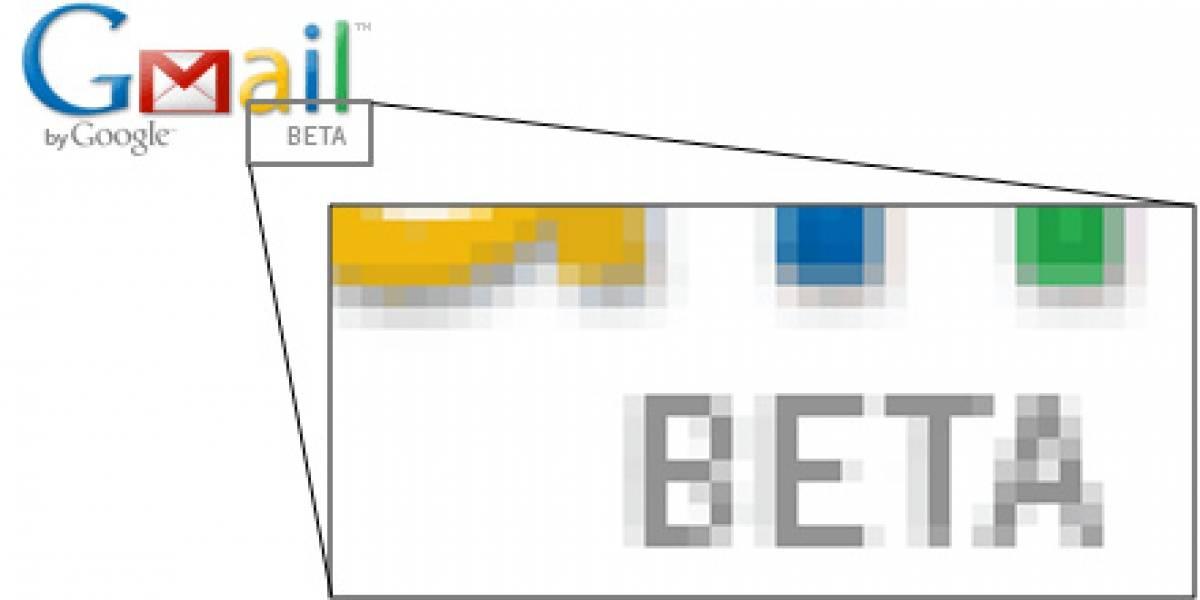 Oficial: Casi la mitad de Google está en Beta