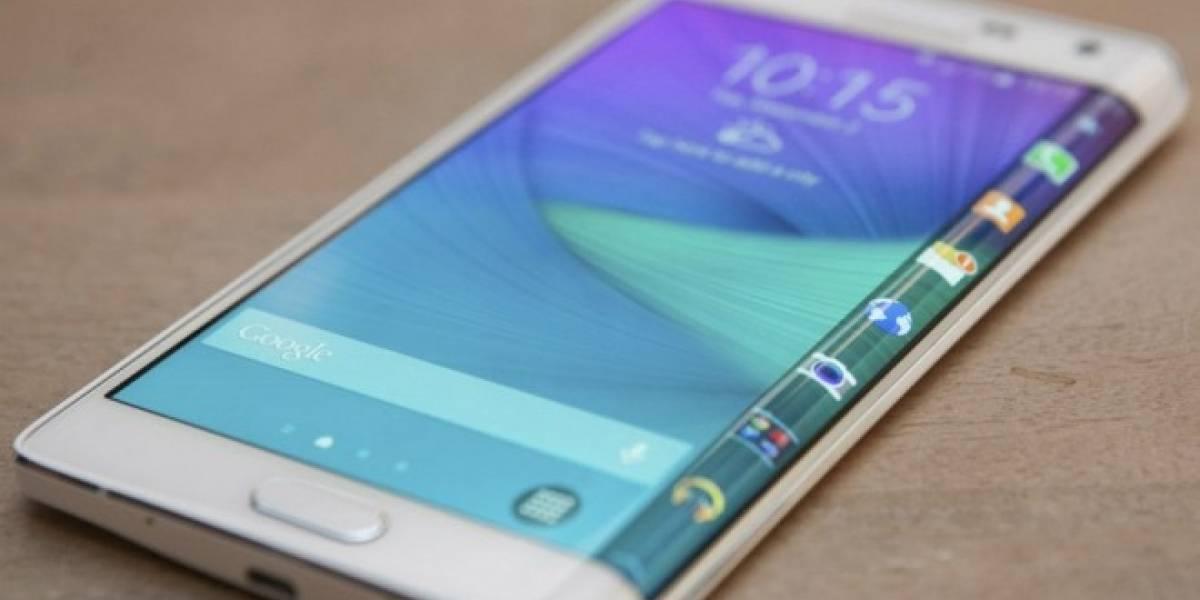 Samsung Galaxy S6 llegaría con una variante con pantalla curva