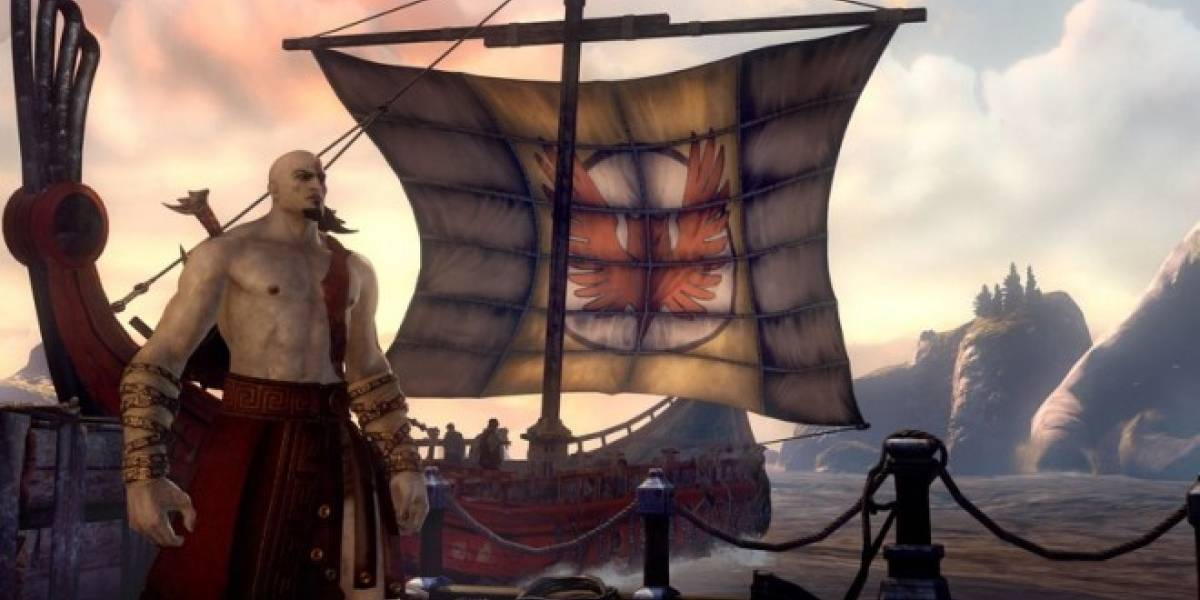 Sony anuncia demo de la campaña individual de God of War: Ascension