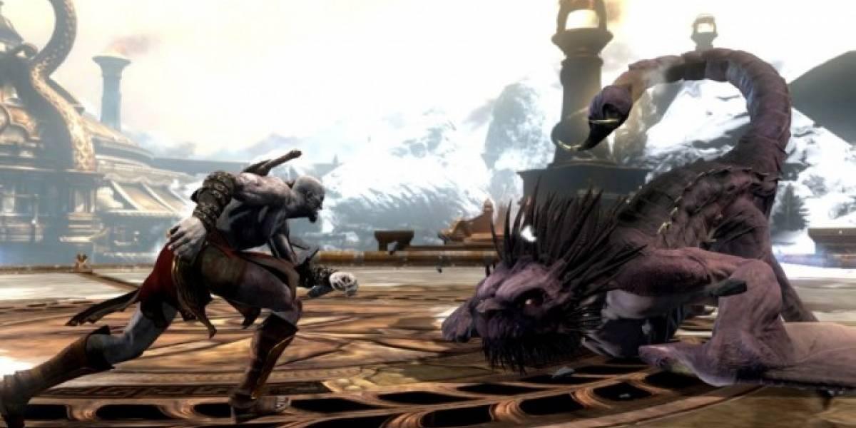 Las reservas de God of War: Ascension llegarán con el DLC de héroes mitológicos