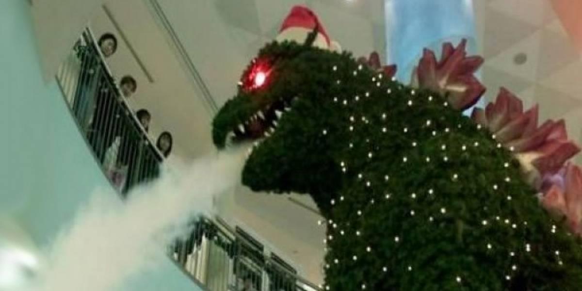 Este es el trailer del juego de Godzilla de Bandai Namco