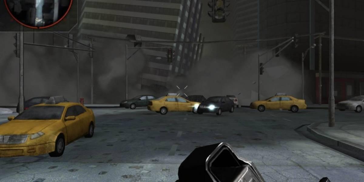 Esto es Godzilla: Strike Zone