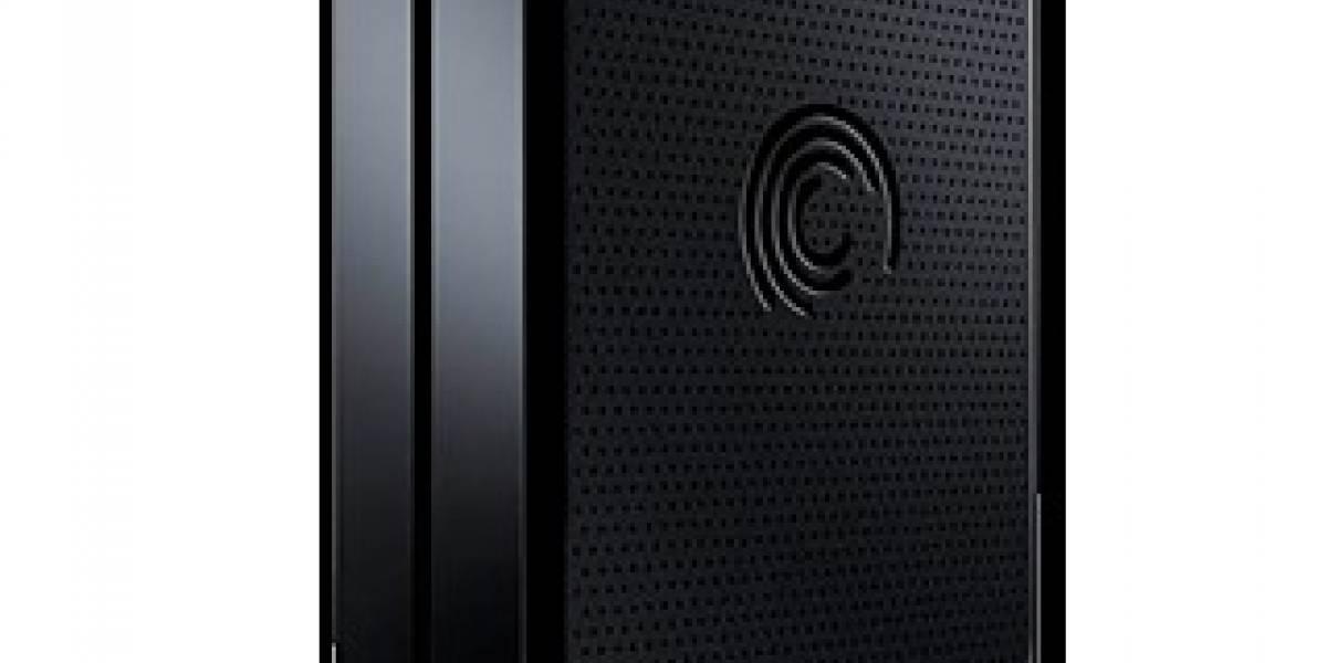 Seagate presenta su disco de 3TB