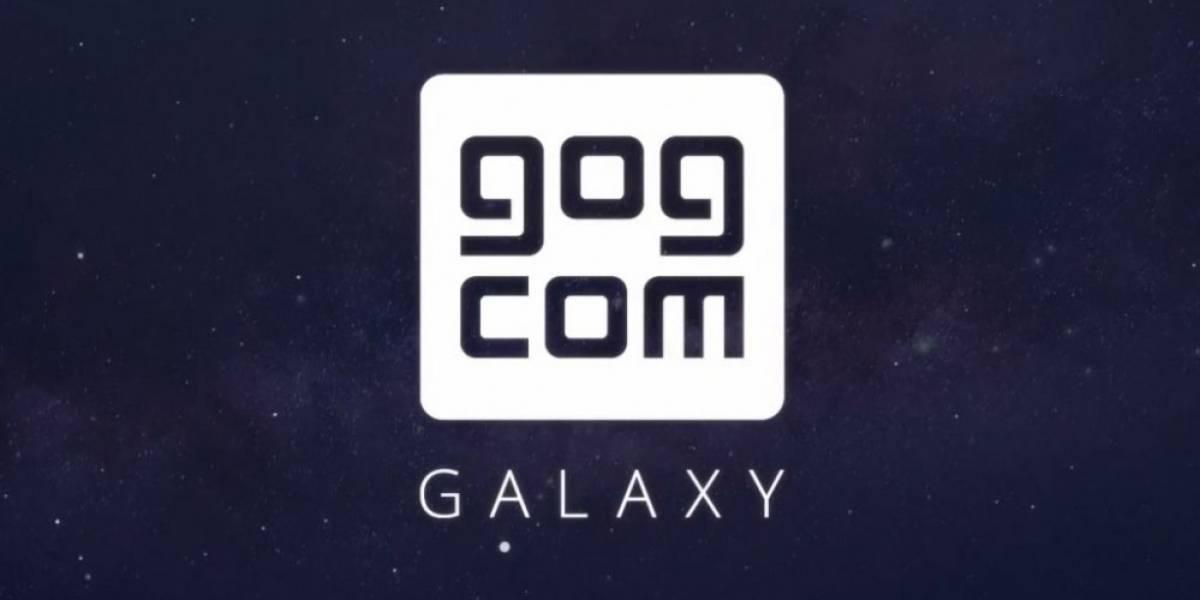 GOG anuncia su nueva plataforma de juego en linea: GOG Galaxy