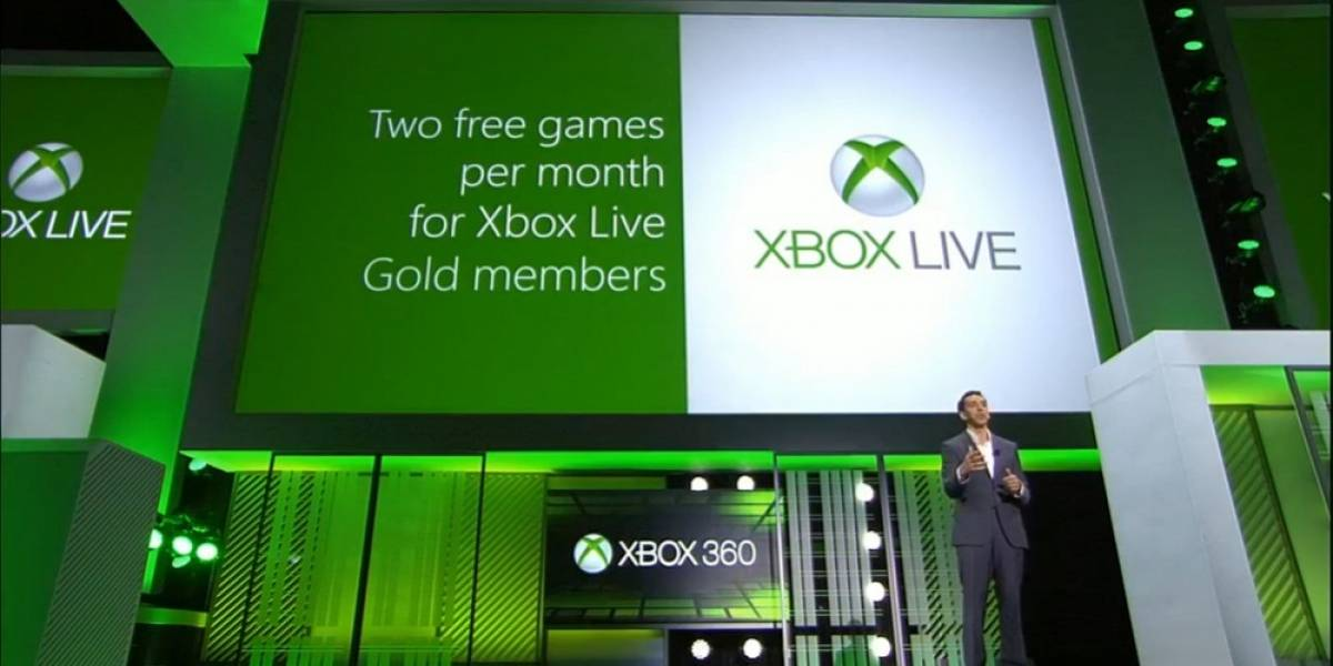 Microsoft: Programa Games with Gold se extenderá a la Xbox One