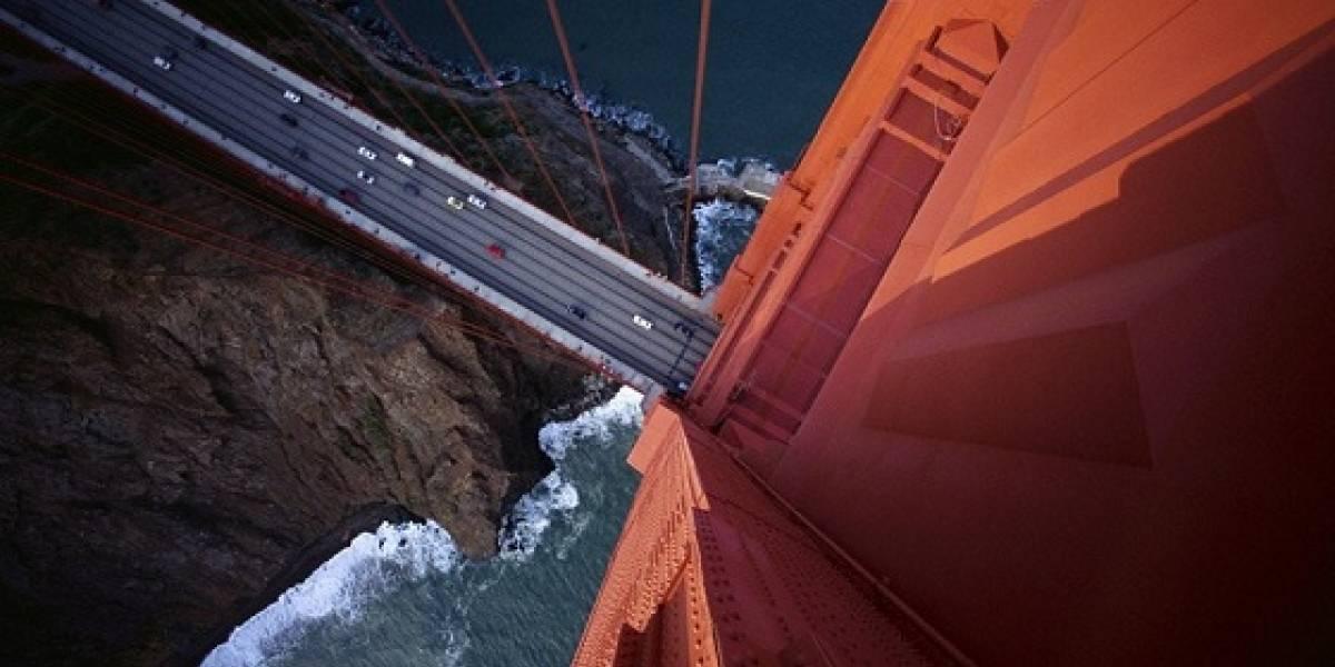 Sin palabras: Puente Golden Gate en San Francisco
