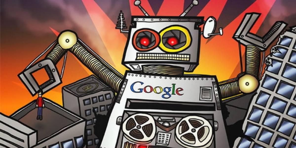 Google con el rabo entre las piernas
