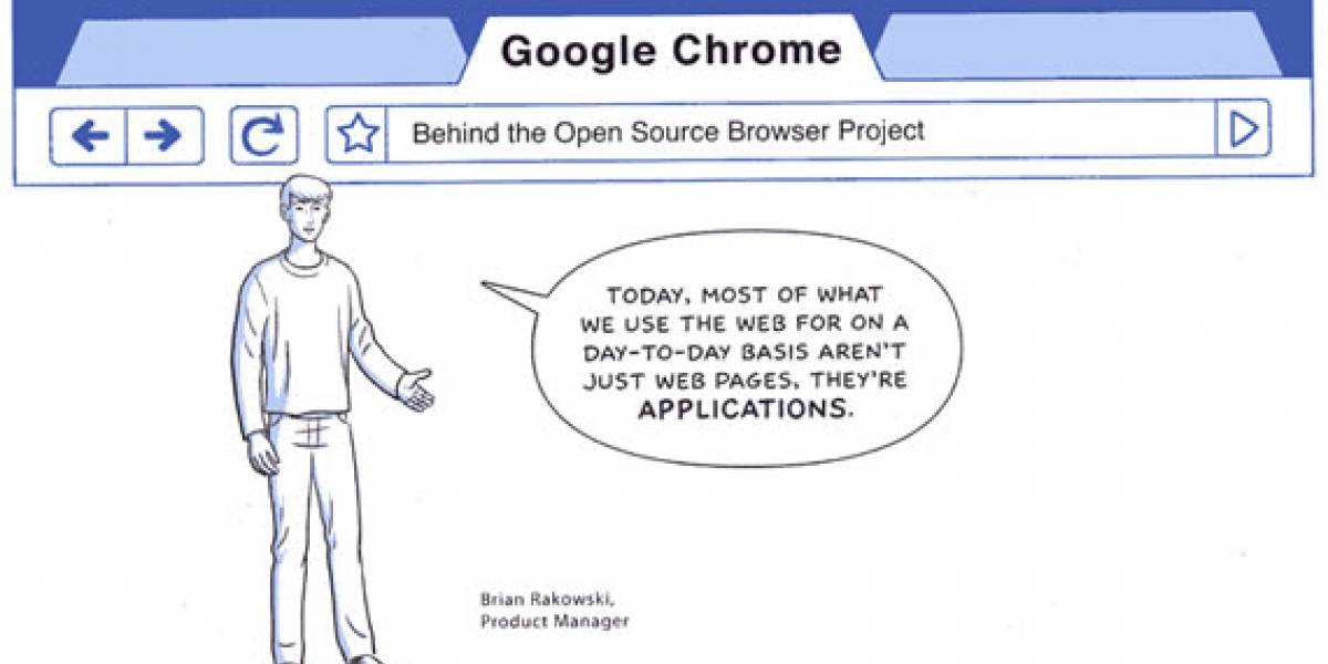 Llegó Chrome: El browser de Google