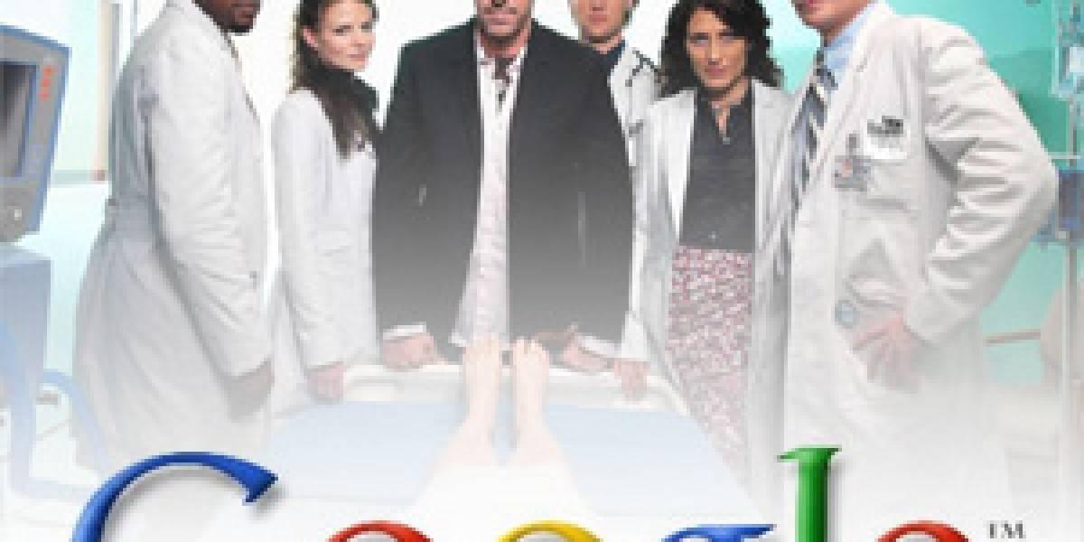 Google almacenará información médica