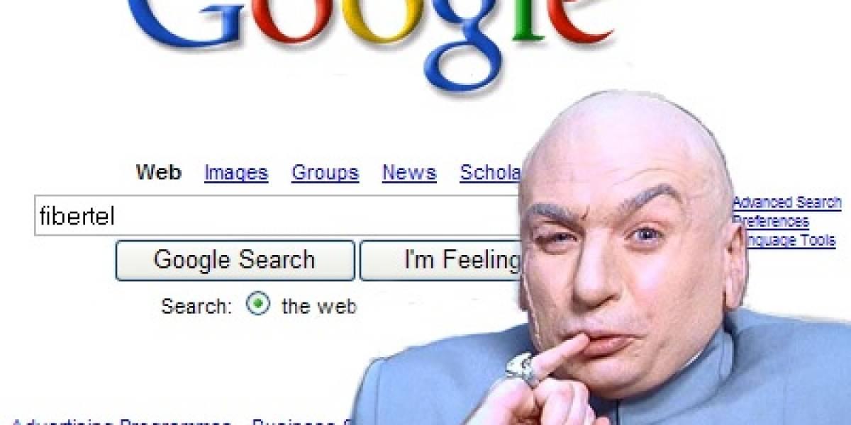 Google y drama con Fibertel