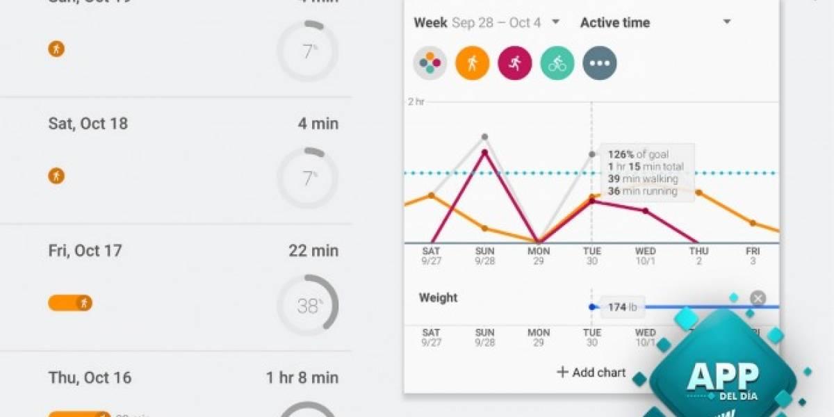 Google Fit sincroniza tu actividad física en Android [App del día]