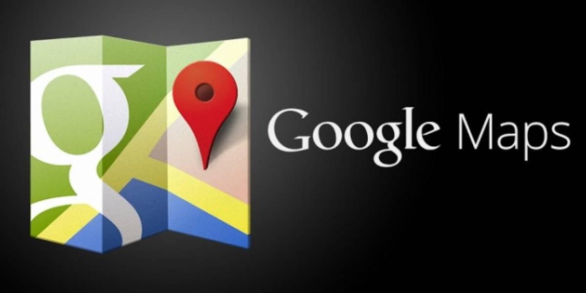 Google Maps se actualiza con novedades en Android y iOS