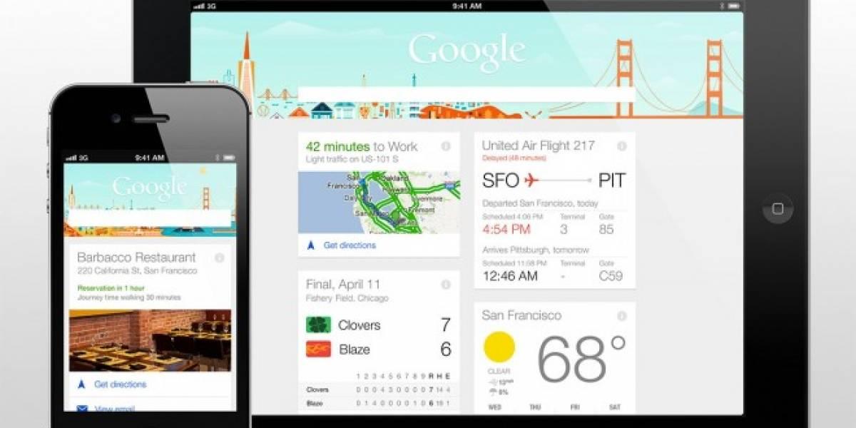 Google mejora el reconocimiento de voz en su app de iOS