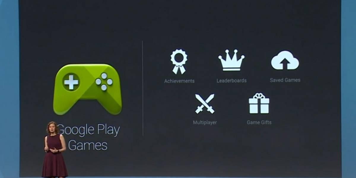 Google Play Games mejorará los perfiles de jugadores en Android #IO14