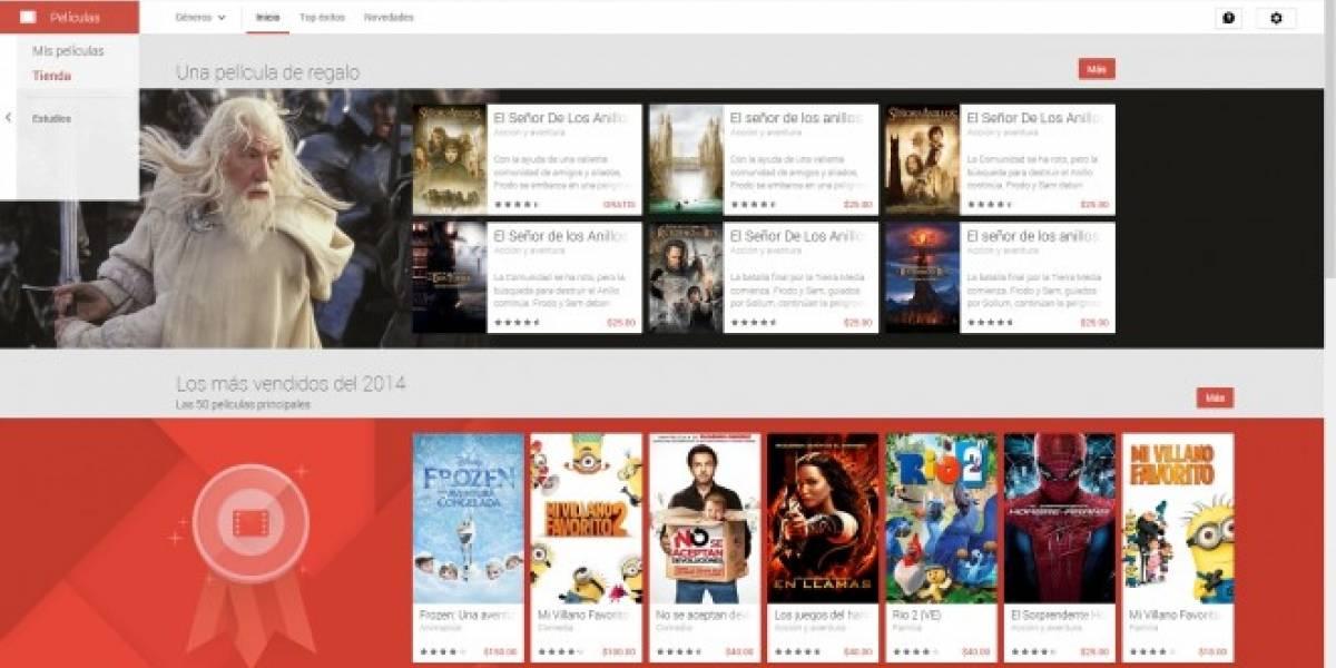 Lord of the Rings, Sherlock Homes y más películas están gratis en la Play Store