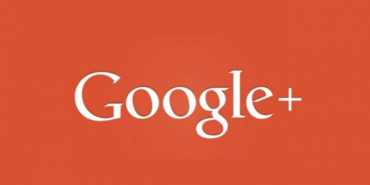Google+ alcanza mil millones de descargas en Play Store