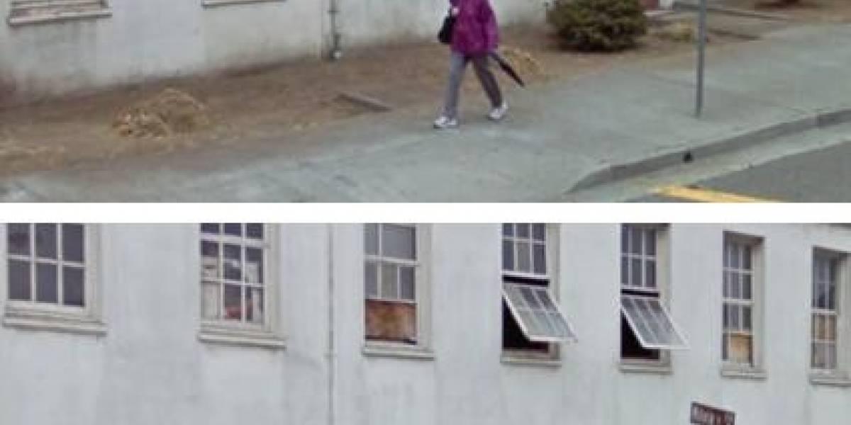 Proyecto elimina a las personas en Google Street View para proteger su privacidad