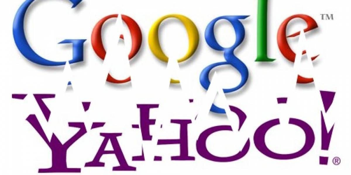 Google renuncia al acuerdo con Yahoo!