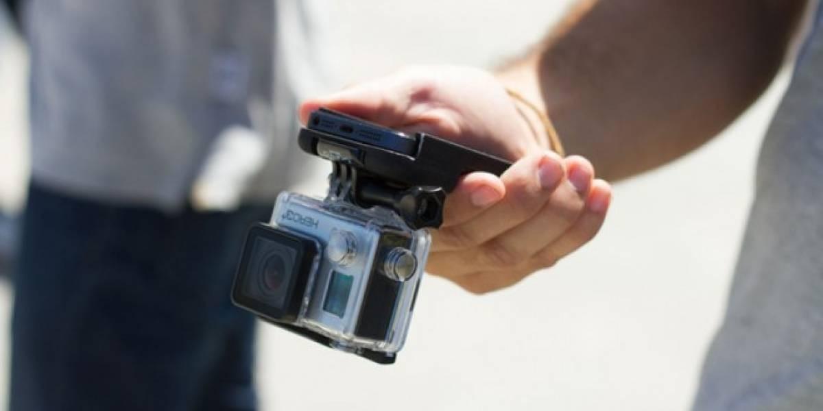 GoPhone: la unión de la cámara GoPro y del iPhone