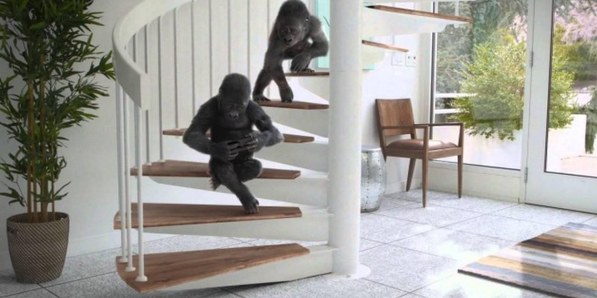 Gorilla Glass 4 mejora la resistencia a las caídas hasta un 80%