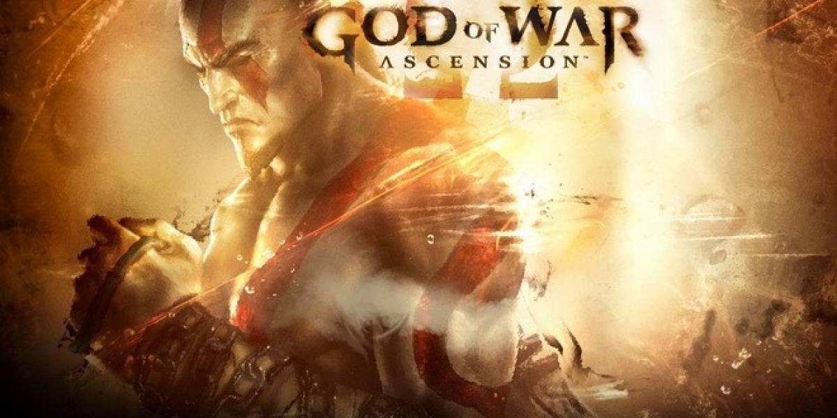 [Concurso México] God of War: Ascension