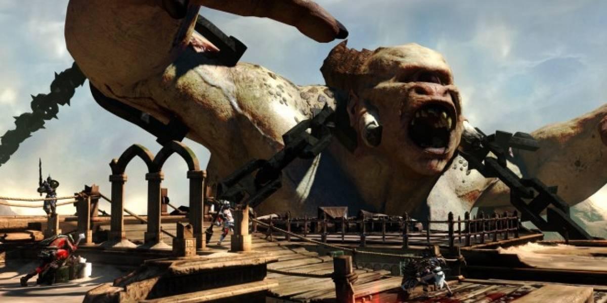 Sony revela nuevo modo cooperativo de God of War: Ascension