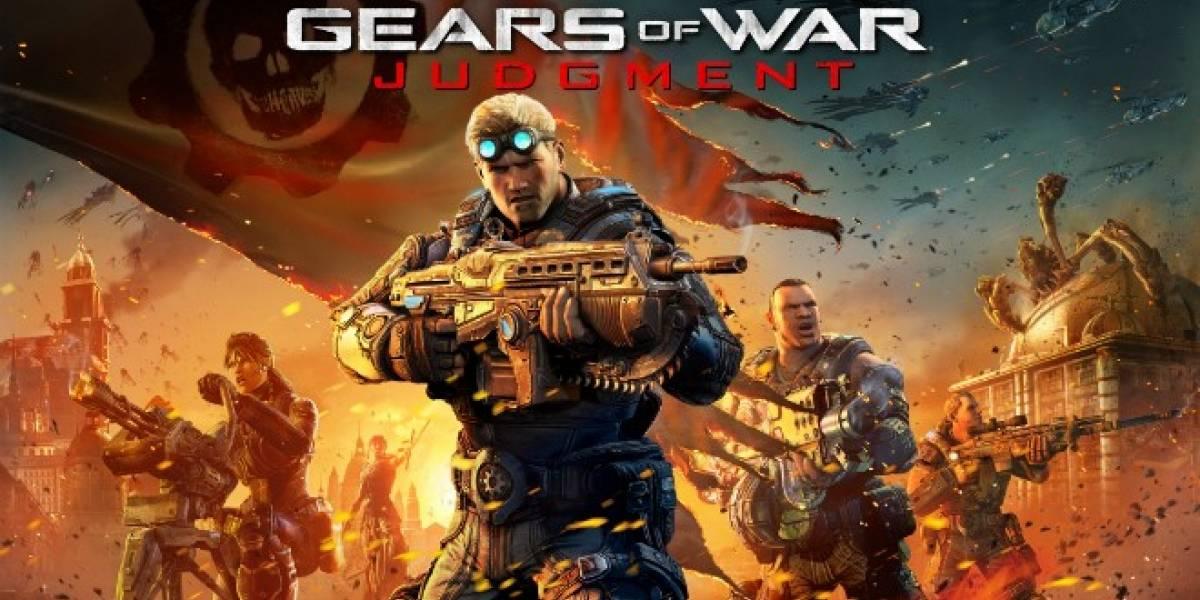 Gears of War: Judgment incluirá gratis el primer juego de la saga