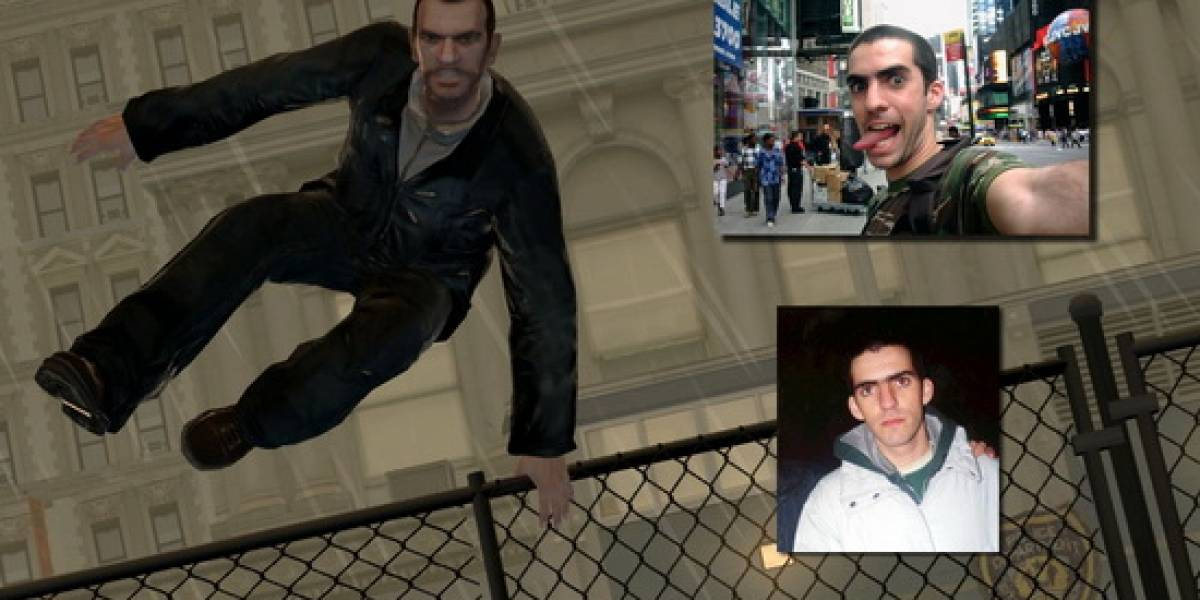 Imperdible: Leo Prieto protagonista de Grand Theft Auto 4
