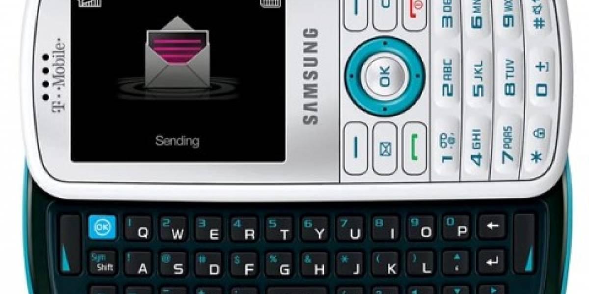 Samsung Gravity disponible en noviembre