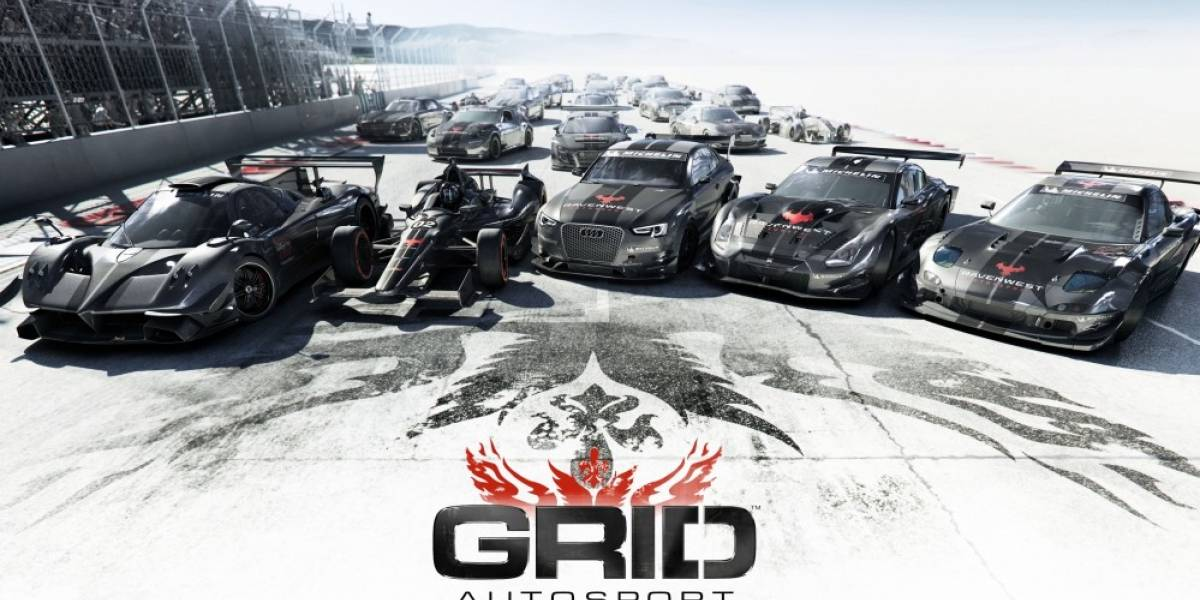 Ya puedes preordenar GRID Autosport en Steam