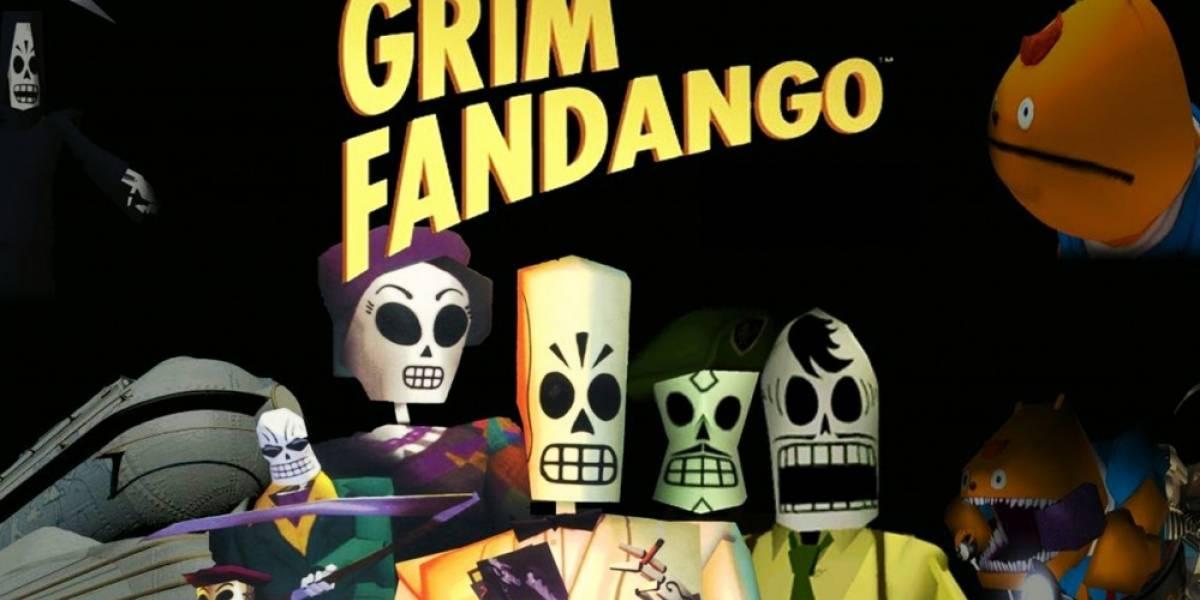 Versión remasterizada de Grim Fandango también llegará a PC, Mac y Linux